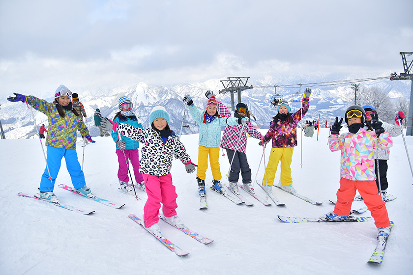 新潟県 GALA湯沢スキー場 平日リフト1日券 ペア5組10名