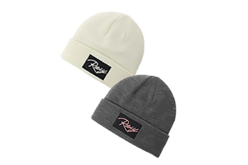 ROXYニット帽 各1名 2名様
