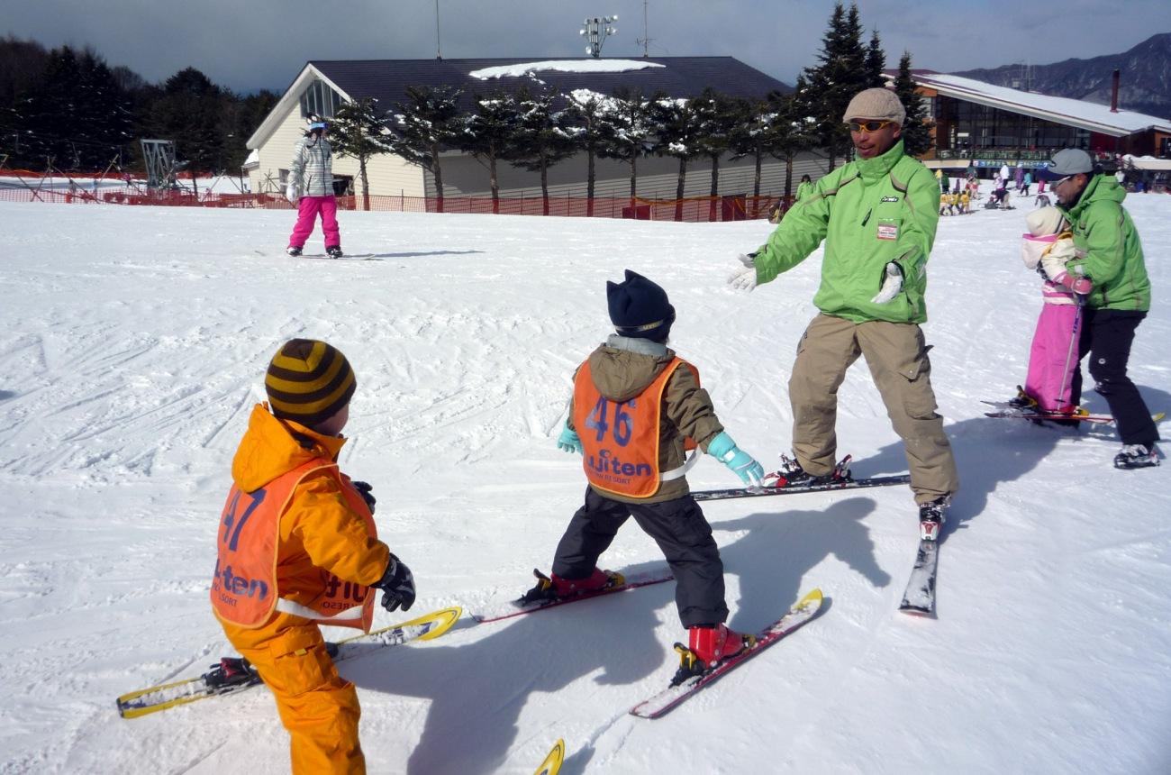 ふじてんスキー・スノーボードスクール