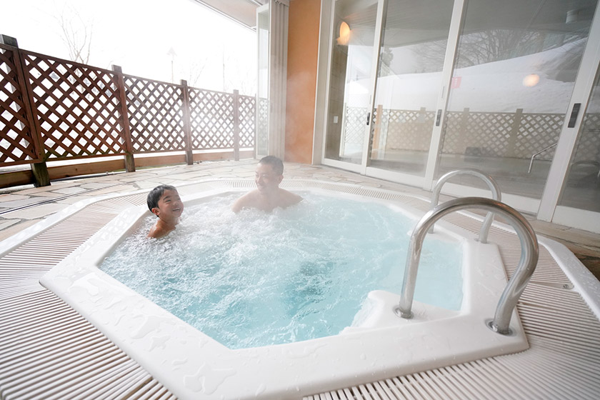 舞子スノーリゾート「舞子高原ホテル」