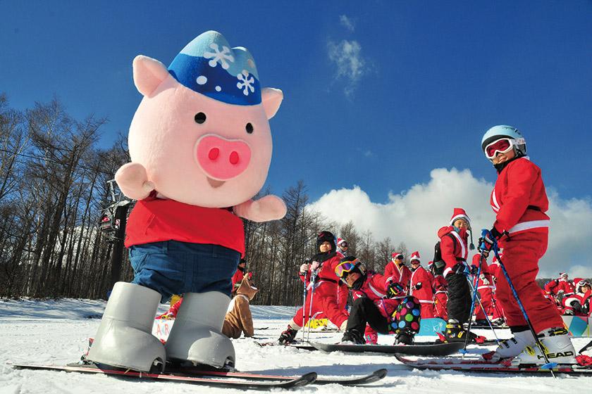 サンタに変身して お得なクリスマスに♪