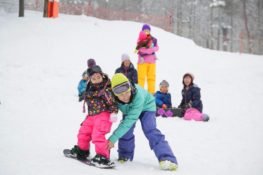 スノーボードキッズプログラム
