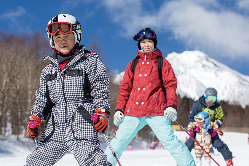サンメドウズ清里スキー場
