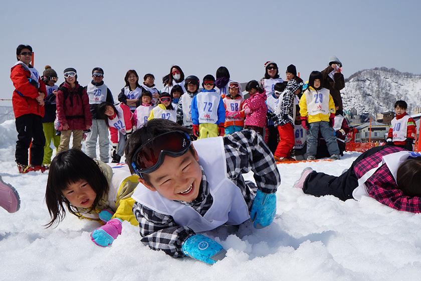 2/2(日)岩原 雪上運動会