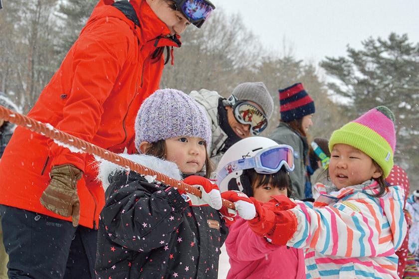 3月16日(土)上国雪上運動会