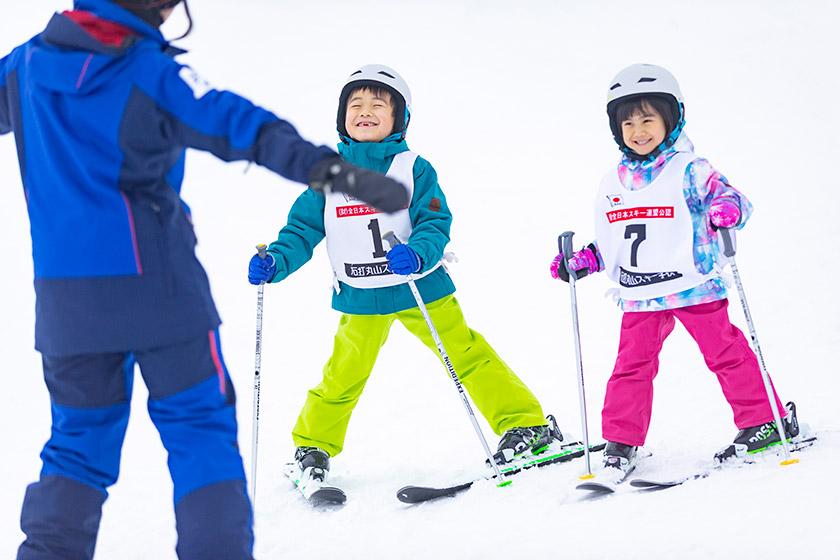 キッズ専用スキープログラム 「スキッズ・キャンプ」がスタート!