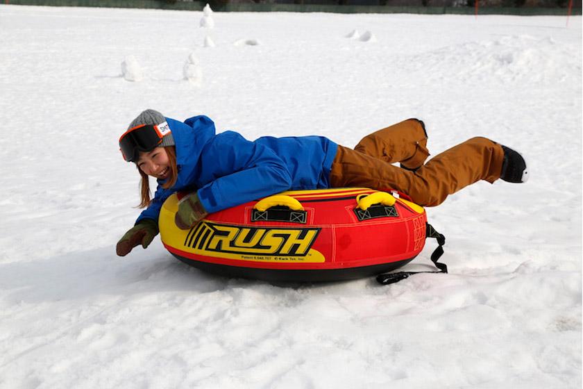スノーサバゲーも登場! ワクワクの雪遊びを体験