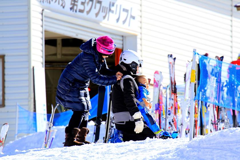 志賀高原スキーエリア