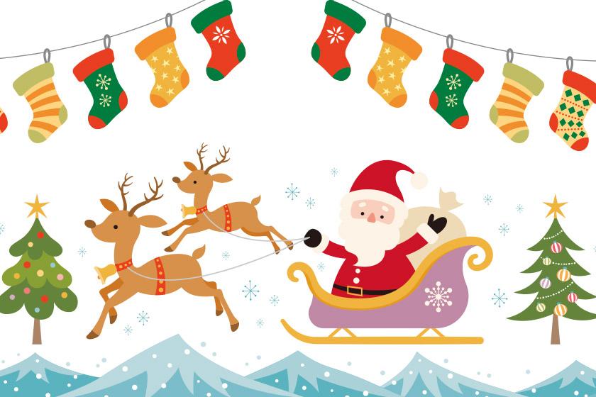 12/24&25は小海リエックスのクリスマスフェア